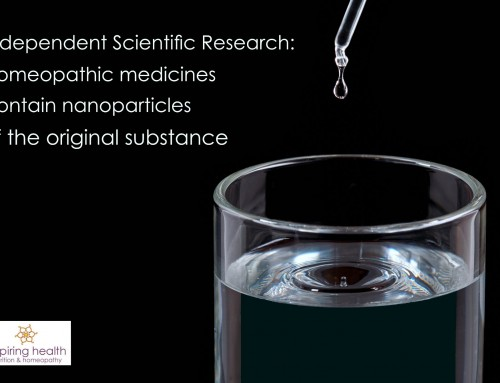 Homeopathic Medicines Contain Nanoparticles Of The Original Substance – The Research