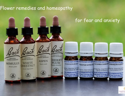 COVID-19: Homeopathy & Flower Remedies for Fear and Anxiety